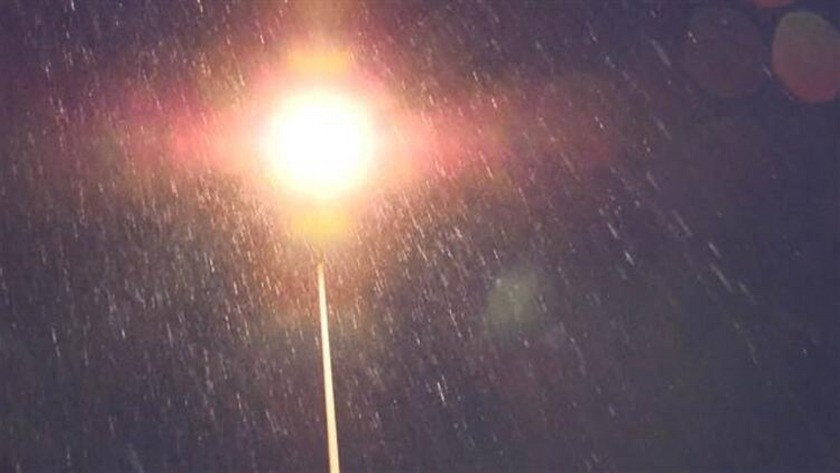 İstanbul'da yağmur ve sulu kar