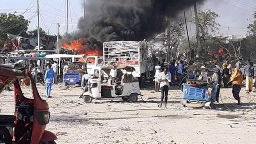 Somali'de bombalı araç patladı: 90 ölü, 100 üzerinde yaralı