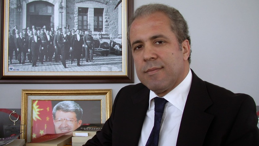 Şamil Tayyar, Bülent Arınç'a ateş püskürdü