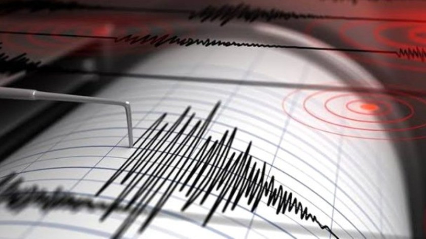 Elazığ'da peş peşe depremler !