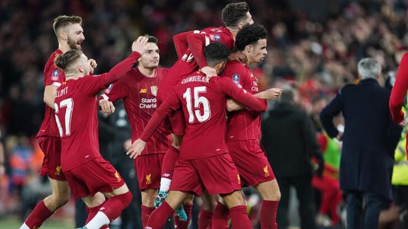 Liverpool - Everton: 1-0 maçın sonucu