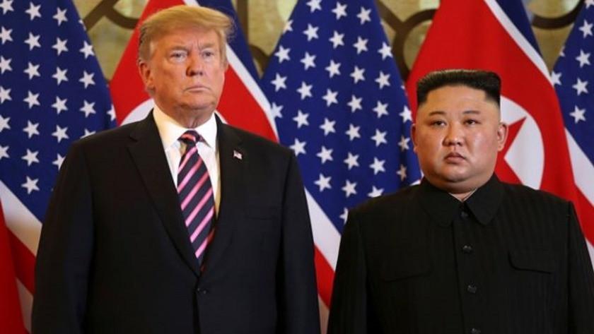 Trump'tan Kim'e: Sözünün eridir!