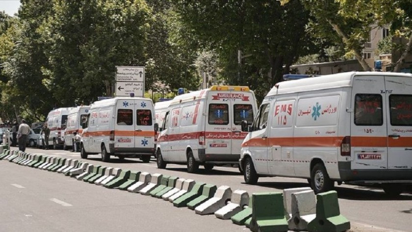 İran'da otobüs devrildi! Çok sayıda ölü ve yaralı var