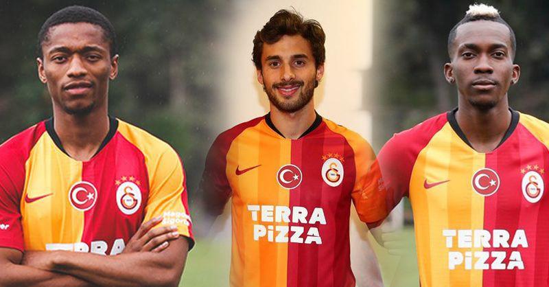 Yıldız isim kiralık geliyor ! Son dakika Galatasaray transfer haberleri 14 Ocak - Sayfa 2