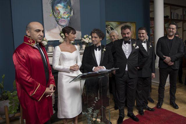 Sıla Genoğlu ile Hazer Armani evlendiler! - Sayfa 4