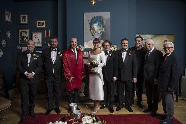 Sıla Genoğlu ile Hazer Armani evlendiler! - Sayfa 2