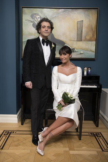 Sıla Genoğlu ile Hazer Armani evlendiler! - Sayfa 1