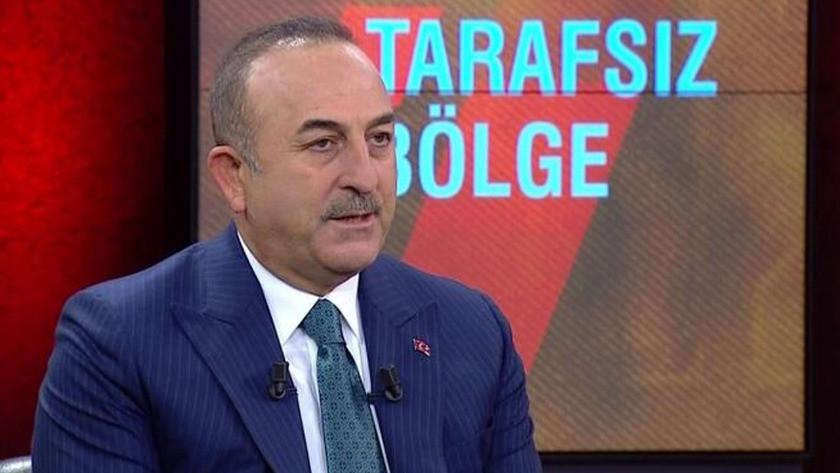 Mevlüt Çavuşoğlu'ndan Mısır'a AA tepkisi