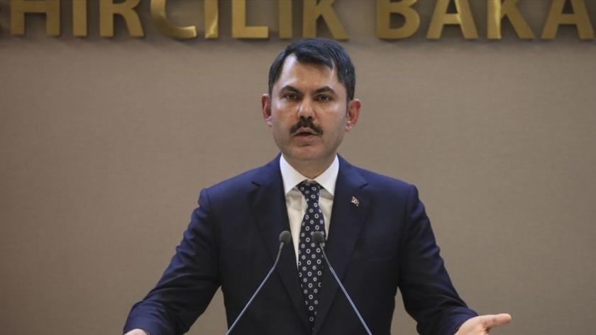 Bakan açıkladı! Kanal İstanbul ÇED raporu onaylandı