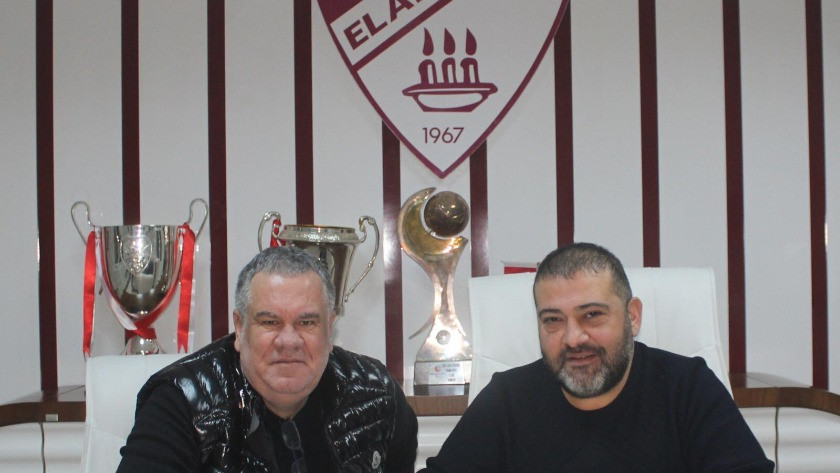 Elazığspor, Levent Eriş'in sözleşmesini 2022 yılına kadar uzattı