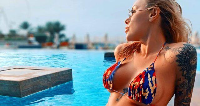 Süper yenge Irina Morozyuk'un yatak odası paylaşımları olay oldu - Sayfa 1