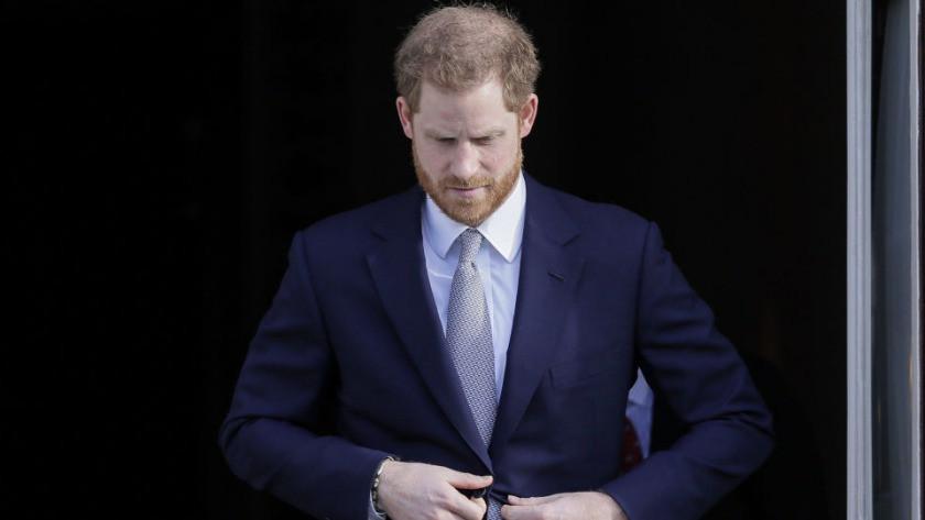 Saray'dan kaçan Prens Harry ilk kez içini döktü