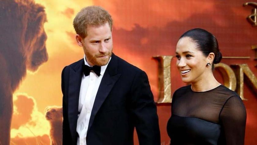 Meghan Markle ve Prens Harry'e Netflix'den bomba teklif