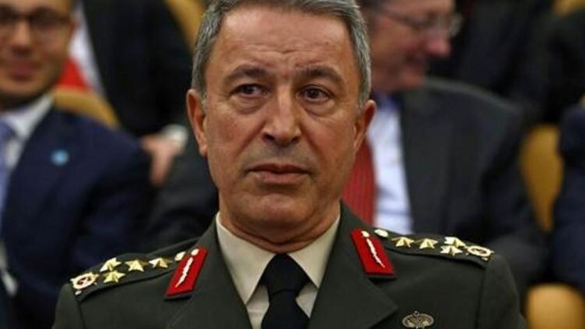 Milli Savunma Bakanı Hulusi Akar ve komutanlar sıfır noktasında!