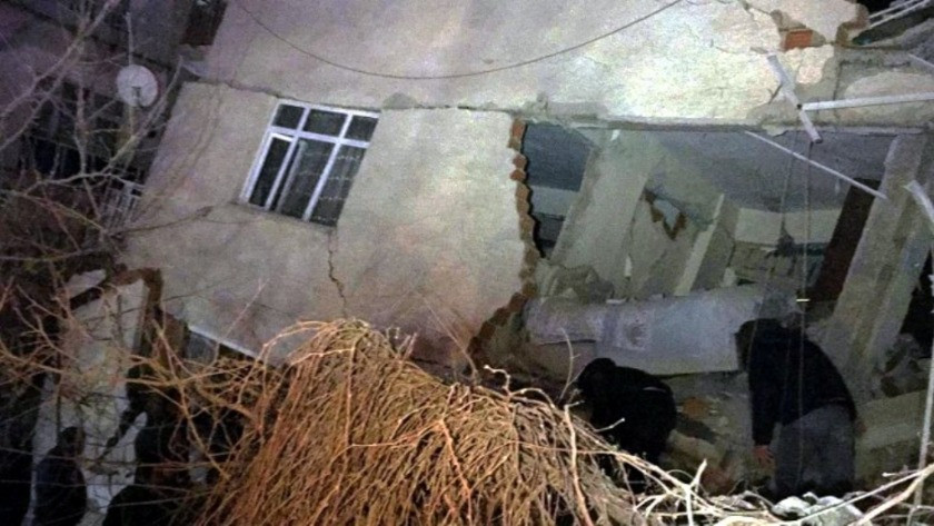 İşte Elazığ'daki depremde ölenlerin sayısı