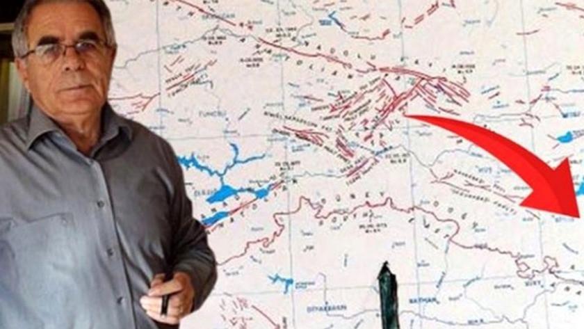 Elazığ depremini tahmin etti, şiddetine kadar açıkladı !