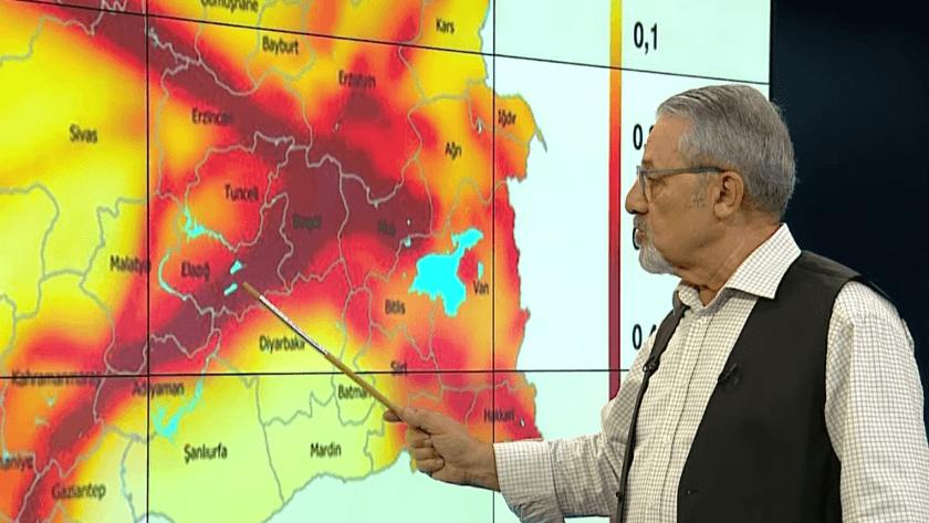 Deprem sonrası herkes Görür'ün Elazığ depremi videosunu paylaşıyor!