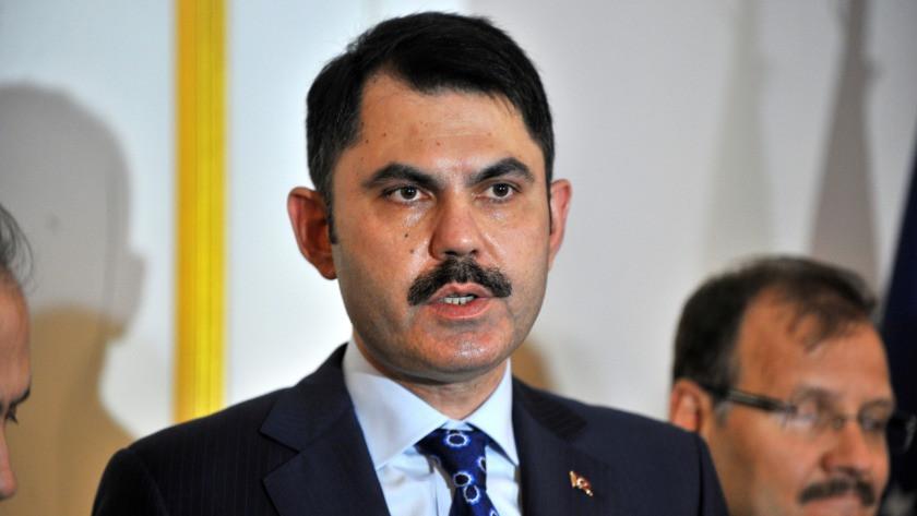 Murat Kurum'dan açıklama: 'Elazığ'da köklü dönüşüm başlıyor'