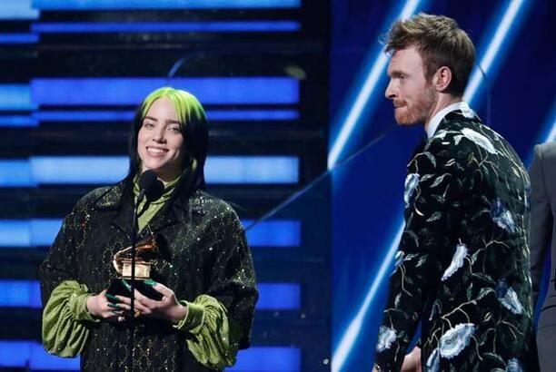 2. Grammy Ödülleri sahiplerini buldu: Geceye Billie Eilish damga vurdu - Sayfa 1