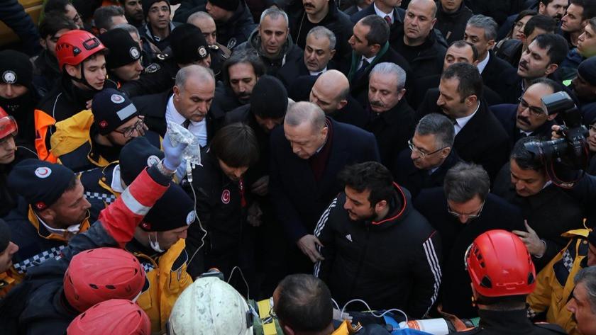 AFAD Başkanından Serdar Akinan'ın Elazığ Depremi ile ilgili iddiasına yalanlama