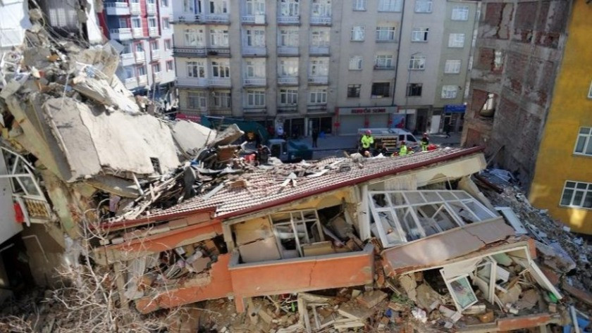 AFAD son durumu açıkladı! Elazığ depreminde son durum
