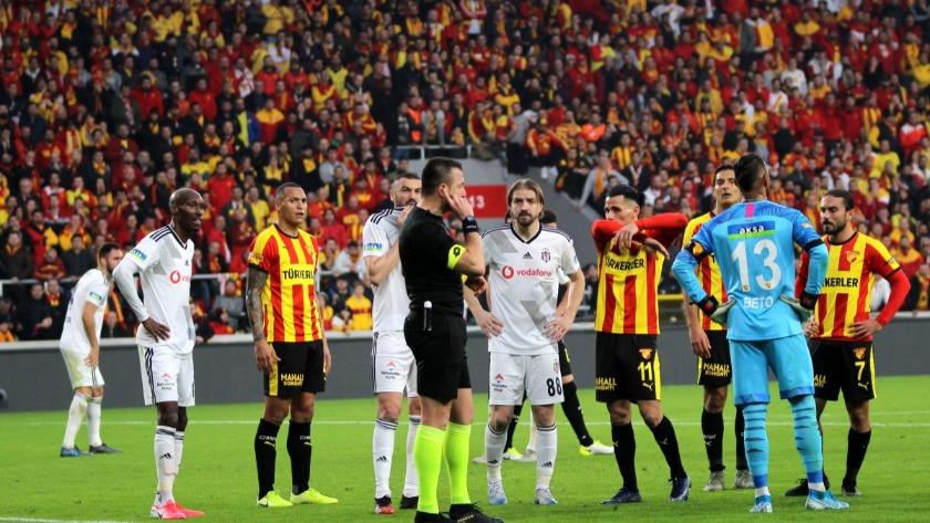 Beşiktaş'tan son dakika kural hatası açıklaması!