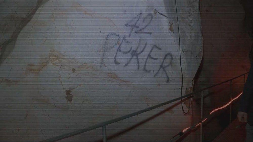 Oylat Mağarası'nı sprey boyayla tahrip ettiler - Sayfa 3