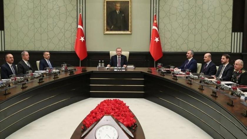 MGK: Libya'da ateşkesin tesis edilmesi desteklenecek