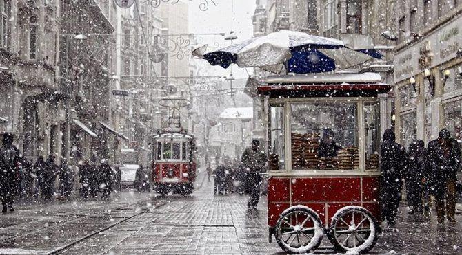 30 Ocak Meteoroloji'den kırmızı alarm! Yurt genelinde yağmur, kar,fırtına... - Sayfa 4
