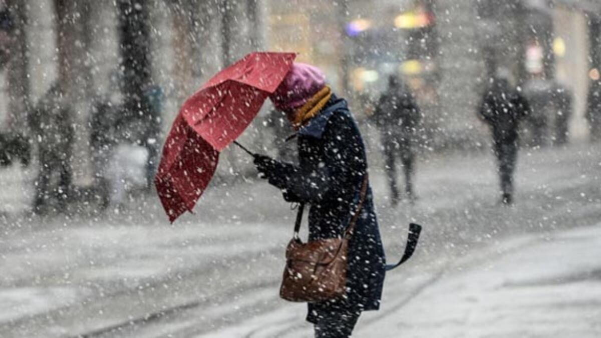 30 Ocak Meteoroloji'den kırmızı alarm! Yurt genelinde yağmur, kar,fırtına... - Sayfa 2