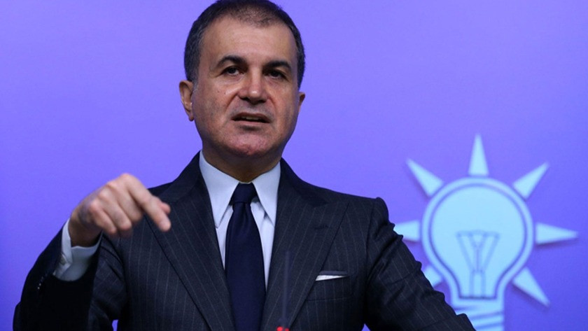 Ömer Çelik'den önemli İdlib açıklaması !