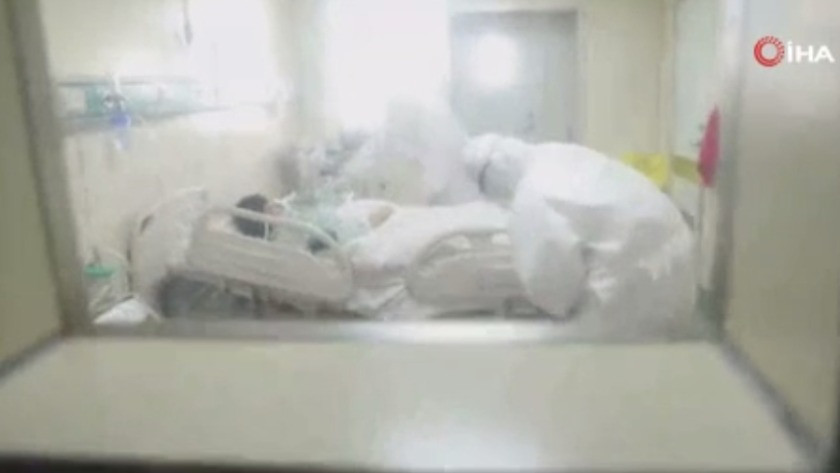 İşte Çin'de virüs sebebiyle karantinaya alınan hastaların odaları