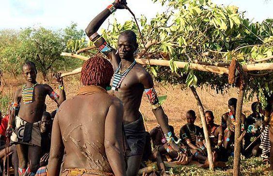 Dünya'nın en eski kabilelerinin iğrenç gelenekleri! - Sayfa 1
