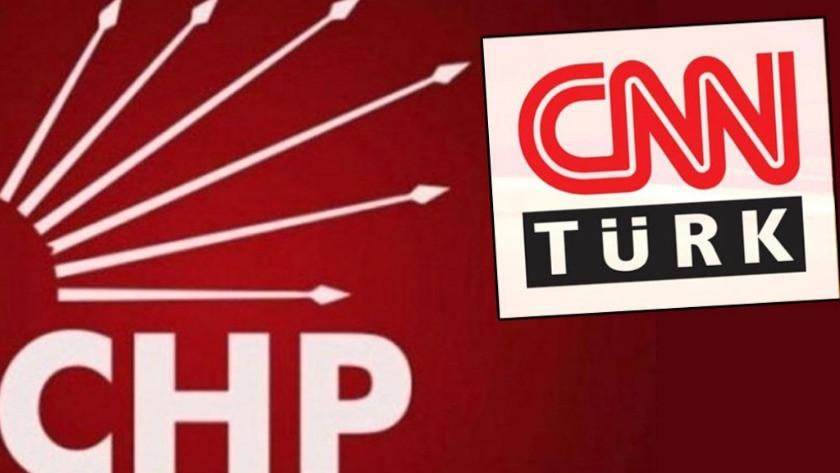İşte CHP'nin CNN Türk'ü boykot etmesine sebep olan 8 önemli olay !