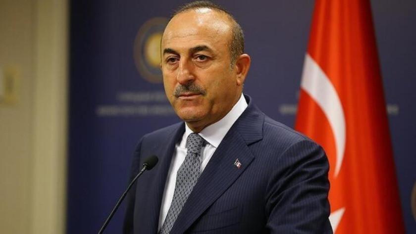 Çavuşoğlu, Mescid-i Aksa için Suudi Arabistan'da