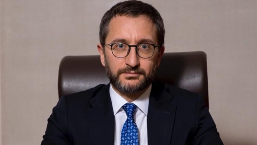 Fahrettin Altun'dan Kılıçdaroğlu'na 'FETÖ'nün siyasi ayağı' yanıtı