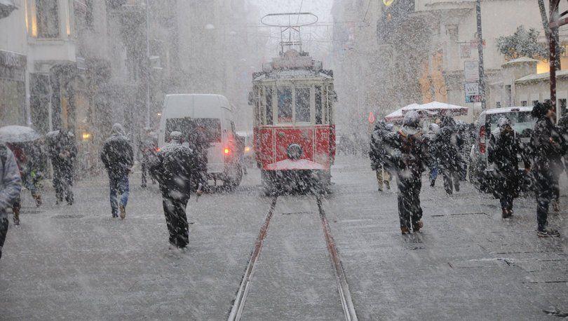 13 Şubat Meteoroloji'den 14 il için yoğun ve kuvvetli kar yağışı uyarısı - Sayfa 2