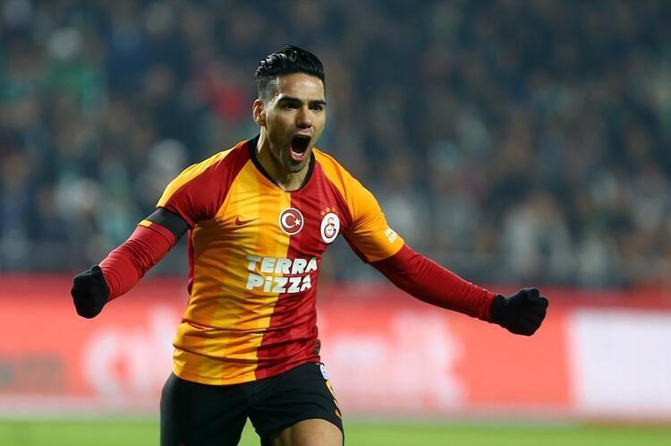 Galatasaray'da Falcao gelişmesi ! Fenerbahçe maçı öncesi... - Sayfa 1