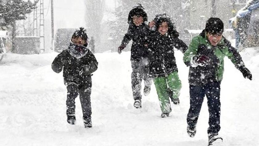 14 Şubat okulların tatil olduğu iller