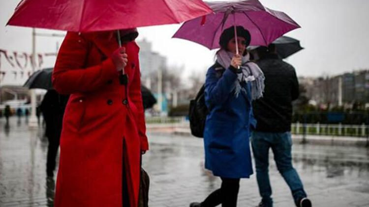 Dışarı çıkmak için plan yapanlar dikkat!  14 şubat Meteoroloji'den son dakika sağanak yağış uyarısı - Sayfa 2