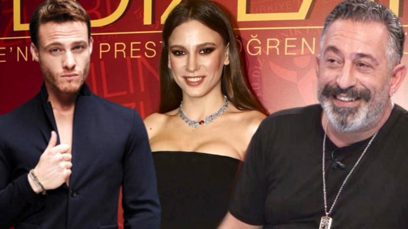 Kerem Bürsin'den, Serenay Sarıkaya ve Cem Yılmaz aşkı hakkında flaş yorum
