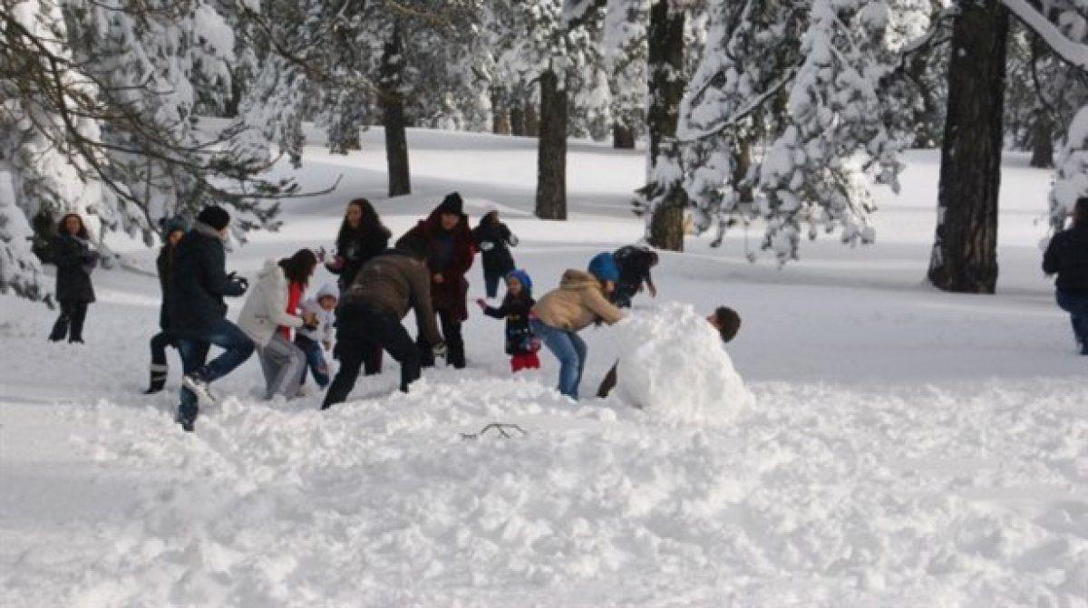 Meteoroloji il il uyardı! 17 Şubat sağanak ve yoğun kar yağışı uyarısı - Sayfa 4