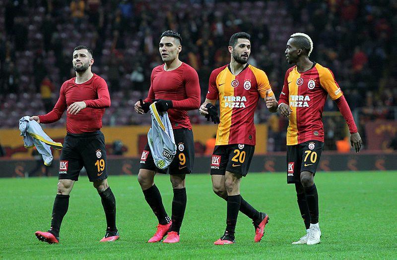 Fatih Terim'den flaş Falcao kararı! Fenerbahçe maçında... - Sayfa 2