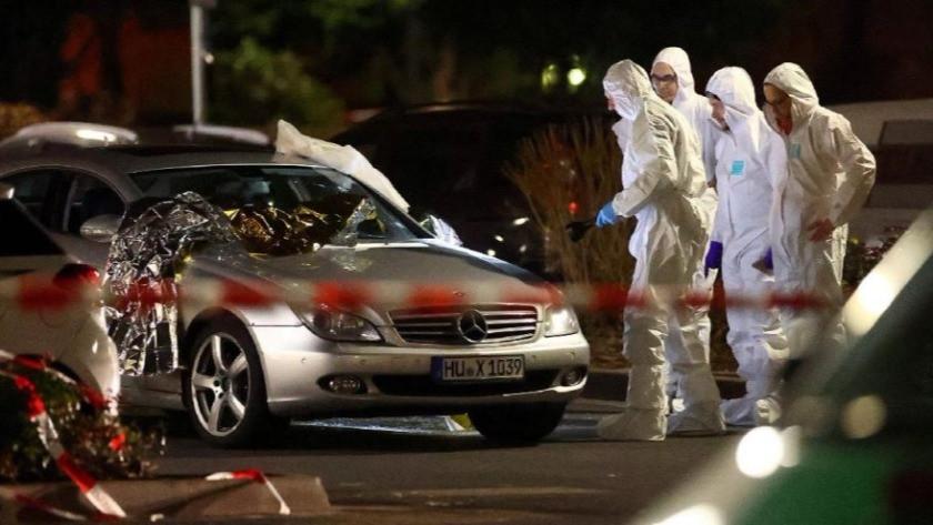 Almanya'da iki kafeye silahlı saldırı! Ölenler arasında Türkler'de var