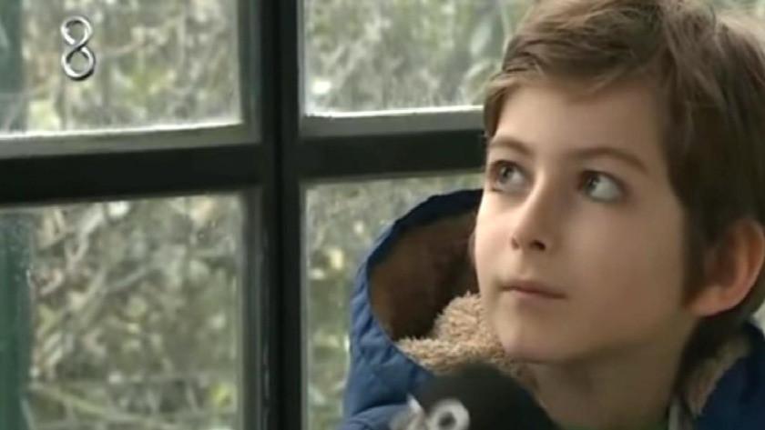 Küçük filozof Atakan'ın Gaipten sesler duyuyorum videosu olay oldu