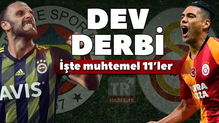 Nefesler tutuldu ! Fenerbahçe - Galatasaray / Maç öncesi
