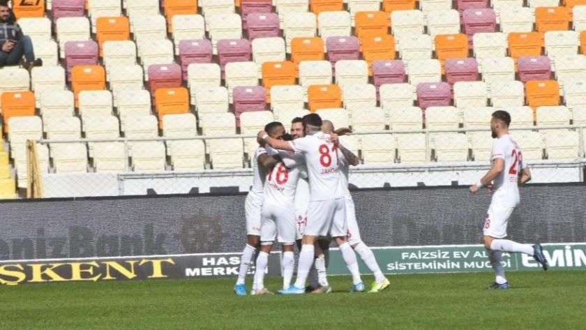 Malatyaspor - Antalyaspor maç sonucu: 1-2 özet ve golleri izle