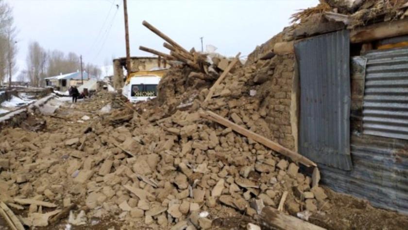 İran'daki 5.9 şiddetindeki deprem sonrası Van'dan ilk görüntüler - İZLE
