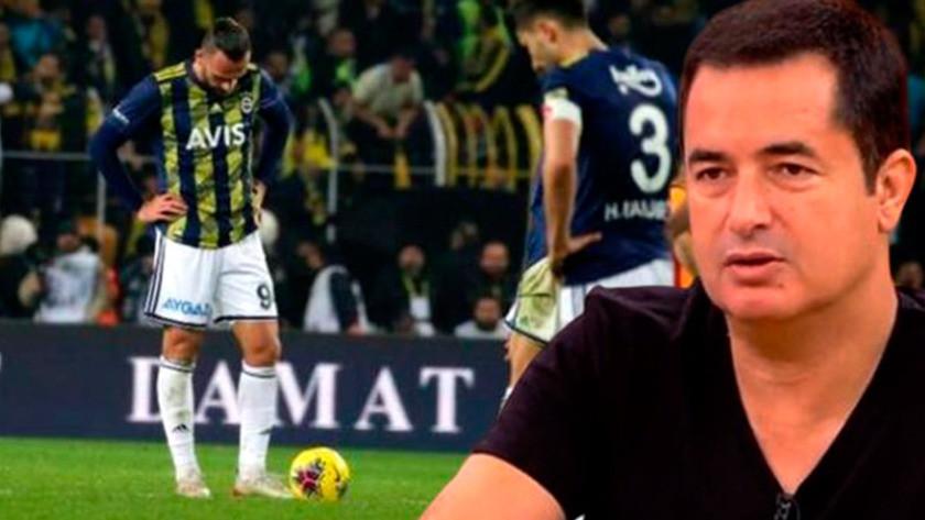 Acun Ilıcalı'dan çok sert derbi yorumu! Fenerbahçe'den gitsin