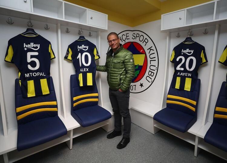 Fenerbahçe'den Alex de Souza bombası! - Sayfa 2